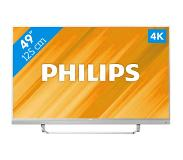Philips 6000 series 4K Ultra Slim TV powered by Android TV 49PUS6482/12