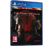 Konami Metal Gear Solid V: The Phantom Pain, PS4 videopeli Perus PlayStation 4 Englanti, Italia