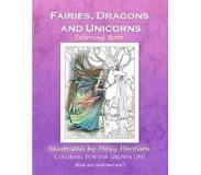 Harrison, Molly Fairies, Dragons and Unicorns: By Molly Harrison Fantasy Art