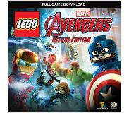 Warner Act Key/LEGO Marvels Avengers Deluxe