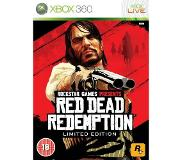 Microsoft Red Dead Redemption Xbox 360 (Käytetty)