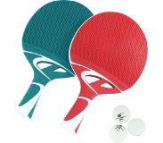 Cornilleau Tacteo Duo table tennis bats (set)