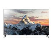 "LG 75UK6500 LED-televisio 190,5 cm (75"") 4K Ultra HD Smart TV Wi-Fi Harmaa"