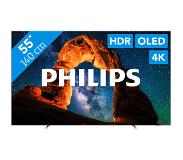 "Philips 55"" OLED 4K Android 55OLED803/12"