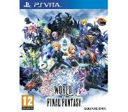 Square Enix World of Final Fantasy