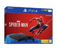Sony PlayStation 4 Slim 1TB, Spider-Man Bundle