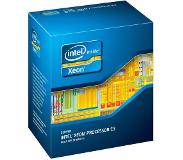 Intel Xeon E3-1245 V2 CPU - 4 ydint 3.4 GHz - LGA1155 - Boxed