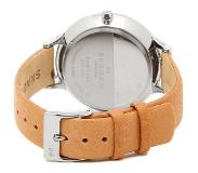 Skagen Brown leather strap for Skagen Anita SKW2449