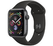 Apple Watch S4 40mm Harmaa/Musta+Band MU662KS