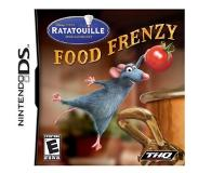 THQ Ratatouille: Food Frenzy NDS