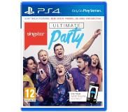 Sony SingStar Ultimate Party videopeli Perus PlayStation 4