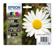 Epson Ink Multipack (B/C/M/Y) 18XL