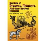 Book Big Book of Dragons, Monsters, and Other Mythical Creatures