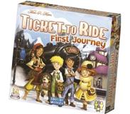 Days of Wonder Ticket To Ride First Journey (Swe)