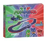 PJ Masks Pyjamasankarit Speedy Race rallirata.