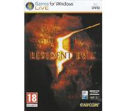 Capcom PC: Resident Evil 5 (Gold Edition) (latauskoodi)