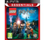 Warner bros LEGO Harry Potter: Years 1-4 - Sony PlayStation 3 - Toiminta/Seikkailu