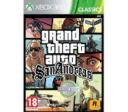 Rockstar Games Grand Theft Auto: San Andreas, Xbox 360