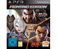 BANDAI NAMCO PlayStation 3 peli Fighting Edition: Tekken 6, Tekken Tag Tournament 2, Soul Calibur V