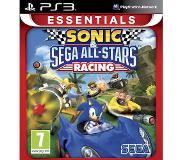 Sega Games PS3: Sonic & SEGA All-Stars Racing - Essentials