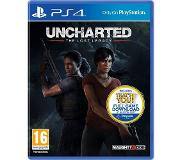 Naughty Dog Uncharted : The Lost Legacy PS4