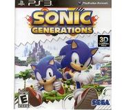 SEGA Sonic Generations, PS3