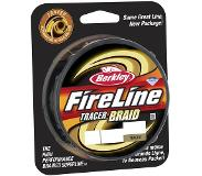 Berkley FireLine Tracer Braid 0,14mm 110m