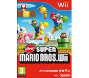 Games New Super Mario Bros. Wii