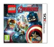 WB Games Lego: Marvel Avengers 3DS