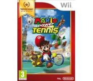 Games Mario Power Tennis Selects Wii