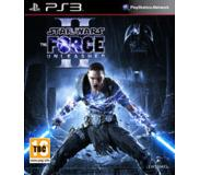 Lucasarts Star Wars: The Force Unleashed II PS3