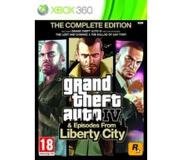 Games Grand Theft Auto IV Complete Xbox 360