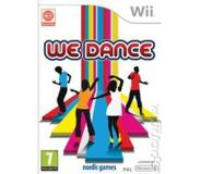 Games We Dance Wii