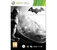 Games Batman: Arkham City Xbox 360