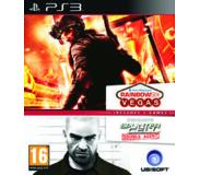 Games Rainbow Six Vegas & Splinter Cell Double Agent PS3