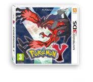 Games Pokemon Y 3DS