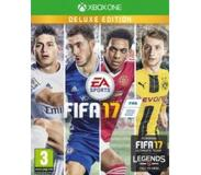 Games Fifa 17 Deluxe Edition Xbox One