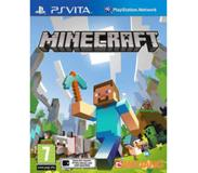 Games Minecraft PS Vita