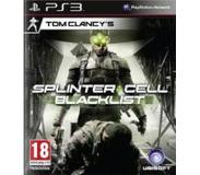 Games Splinter Cell: Blacklist PS3