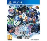 Square Enix World of Final Fantasy (Limited Edition) PS4