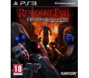 Games Resident Evil: Operation Raccoon City PS3