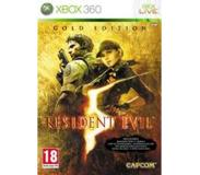 Games Resident Evil 5 Gold Edition Xbox 360