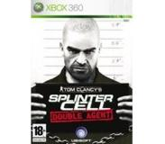 Games Splinter Cell: Double Agent Xbox 360