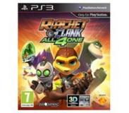 Games Ratchet & Clank: All 4 One PS3