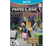Games Minecraft Wii U Edition