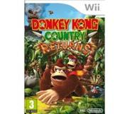 Nintendo Donkey Kong Country Returns Wii