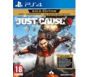 Games Just Cause 3 Gold Edition PS4