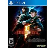 Games Resident Evil 5 HD PS4