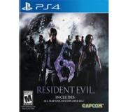Sony Resident Evil 6 HD PS4