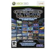 Games Sega Mega Drive Ultimate Collection Classics Xbox 360